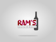 Rams Duty Free + Smoke & Booze Logo - Entry #349