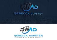 Rebecca Munster Designs (RMD) Logo - Entry #18