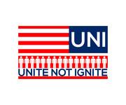 Unite not Ignite Logo - Entry #107