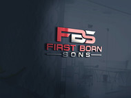 FIRST BORN SONS Logo - Entry #18