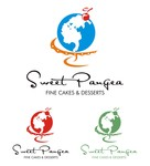 Sweet Pangea Logo - Entry #167