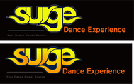 SURGE dance experience Logo - Entry #167