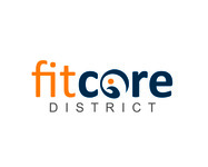 FitCore District Logo - Entry #144