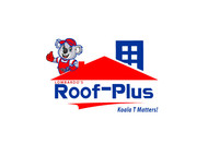 Roof Plus Logo - Entry #33