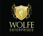 WOLFE ENTERPRISES Logo - Entry #43