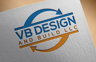 VB Design and Build LLC Logo - Entry #100