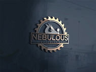 Nebulous Woodworking Logo - Entry #73