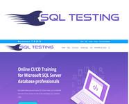 SQL Testing Logo - Entry #187