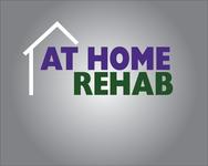 At Home Rehab Logo - Entry #2