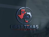 First Texas Solar Logo - Entry #15