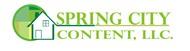 Spring City Content, LLC. Logo - Entry #88