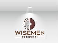 Wisemen Woodworks Logo - Entry #53