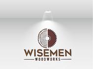 Wisemen Woodworks Logo - Entry #53