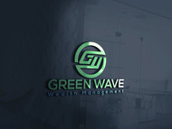 Green Wave Wealth Management Logo - Entry #264