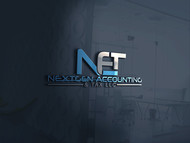 NextGen Accounting & Tax LLC Logo - Entry #477