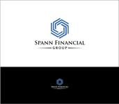 Spann Financial Group Logo - Entry #519