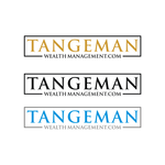Tangemanwealthmanagement.com Logo - Entry #290