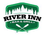 River Inn Bar & Grill Logo - Entry #74