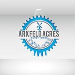 Arkfeld Acres Adventures Logo - Entry #249