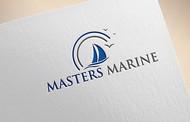 Masters Marine Logo - Entry #274