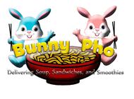 Bunny Pho Logo - Entry #48