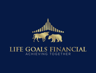 Life Goals Financial Logo - Entry #194