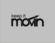 Keep It Movin Logo - Entry #177