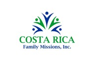 Costa Rica Family Missions, Inc. Logo - Entry #79