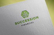 Succession Financial Logo - Entry #528
