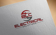 BLC Electrical Solutions Logo - Entry #219
