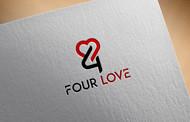 Four love Logo - Entry #106