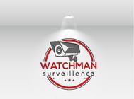 Watchman Surveillance Logo - Entry #219