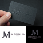 John McClain Design Logo - Entry #56