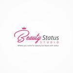 Beauty Status Studio Logo - Entry #201