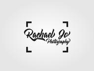 Rachael Jo Photography Logo - Entry #198