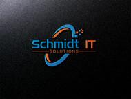 Schmidt IT Solutions Logo - Entry #197