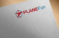 PlaneFun Logo - Entry #26