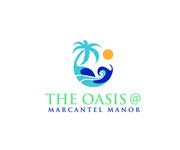 The Oasis @ Marcantel Manor Logo - Entry #90