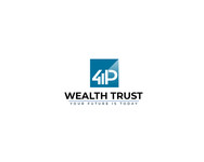 4P Wealth Trust Logo - Entry #301