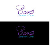 Events One on One Logo - Entry #16