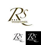 Woodwind repair business logo: R S Woodwinds, llc - Entry #41