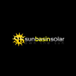 Sun Basin Solar Logo - Entry #74