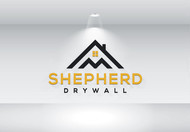 Shepherd Drywall Logo - Entry #348