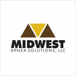 Midwest Apnea Solutions, LLC Logo - Entry #15