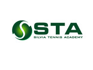 Silvia Tennis Academy Logo - Entry #51