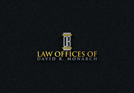 Law Offices of David R. Monarch Logo - Entry #127
