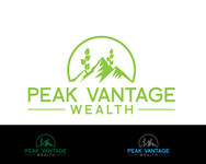 Peak Vantage Wealth Logo - Entry #52