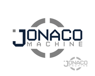 Jonaco or Jonaco Machine Logo - Entry #16