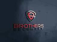 Brothers Security Logo - Entry #17