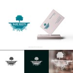 Bare Roots Color & Hair Design Studio Logo - Entry #16